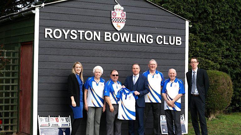 Club sponsors Harris Associates